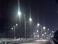 【道路路灯改造】郴州市人民东路立交桥