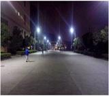 惠州宝明工业道路照明改造安装LED路灯