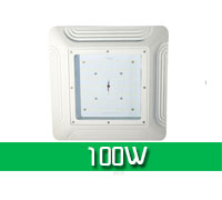 LED高棚灯_加油站灯 100W