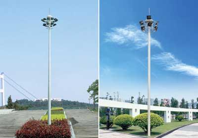 LED投光灯高杆照明