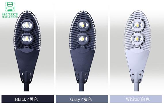 100W LED路灯颜色
